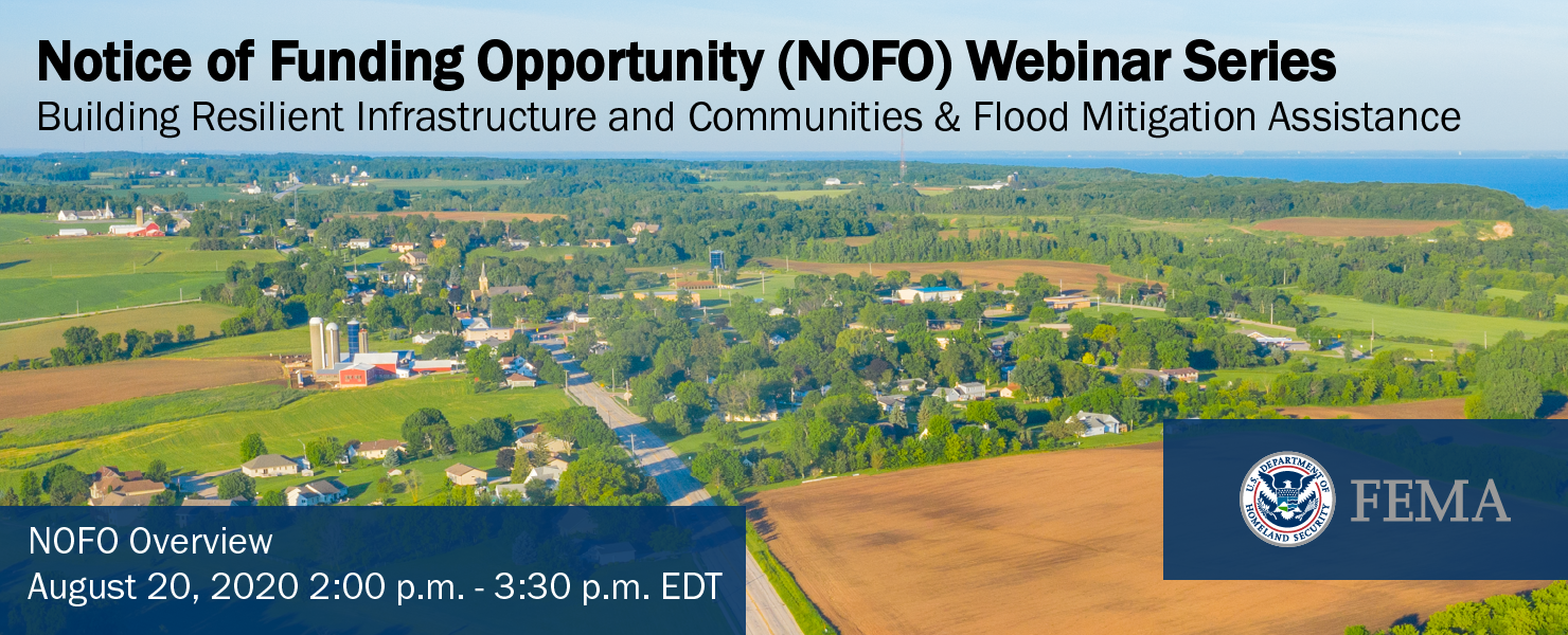 NOFO Webinar #2: NOFO Overview (Repeat Offering)