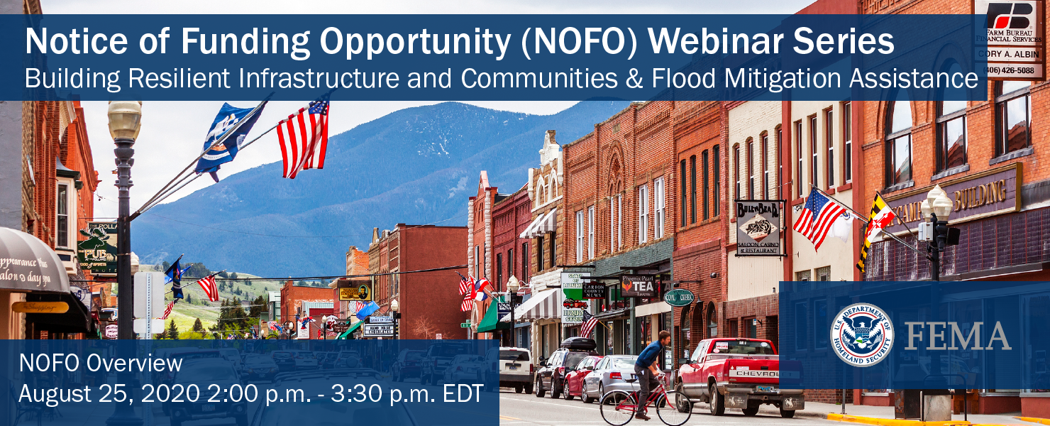 NOFO Webinar #3: NOFO Overview (Repeat Offering)